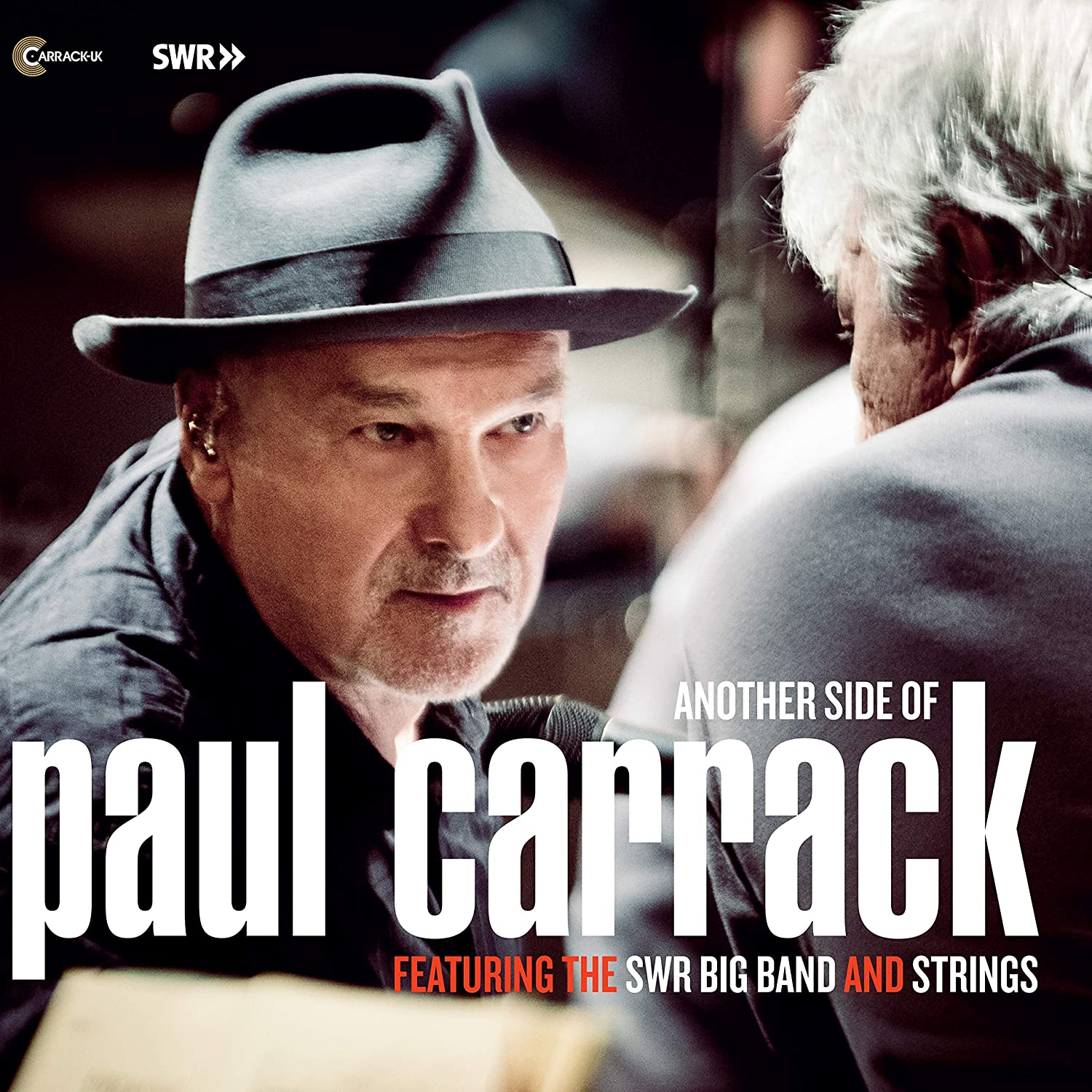 Paul Carrack - CD & The SWR Big Band And Strings - Another Side Of Paul Carrack