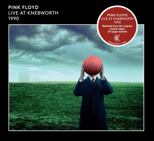 Pink Floyd - Vinyl Live At Knebworth 1990
