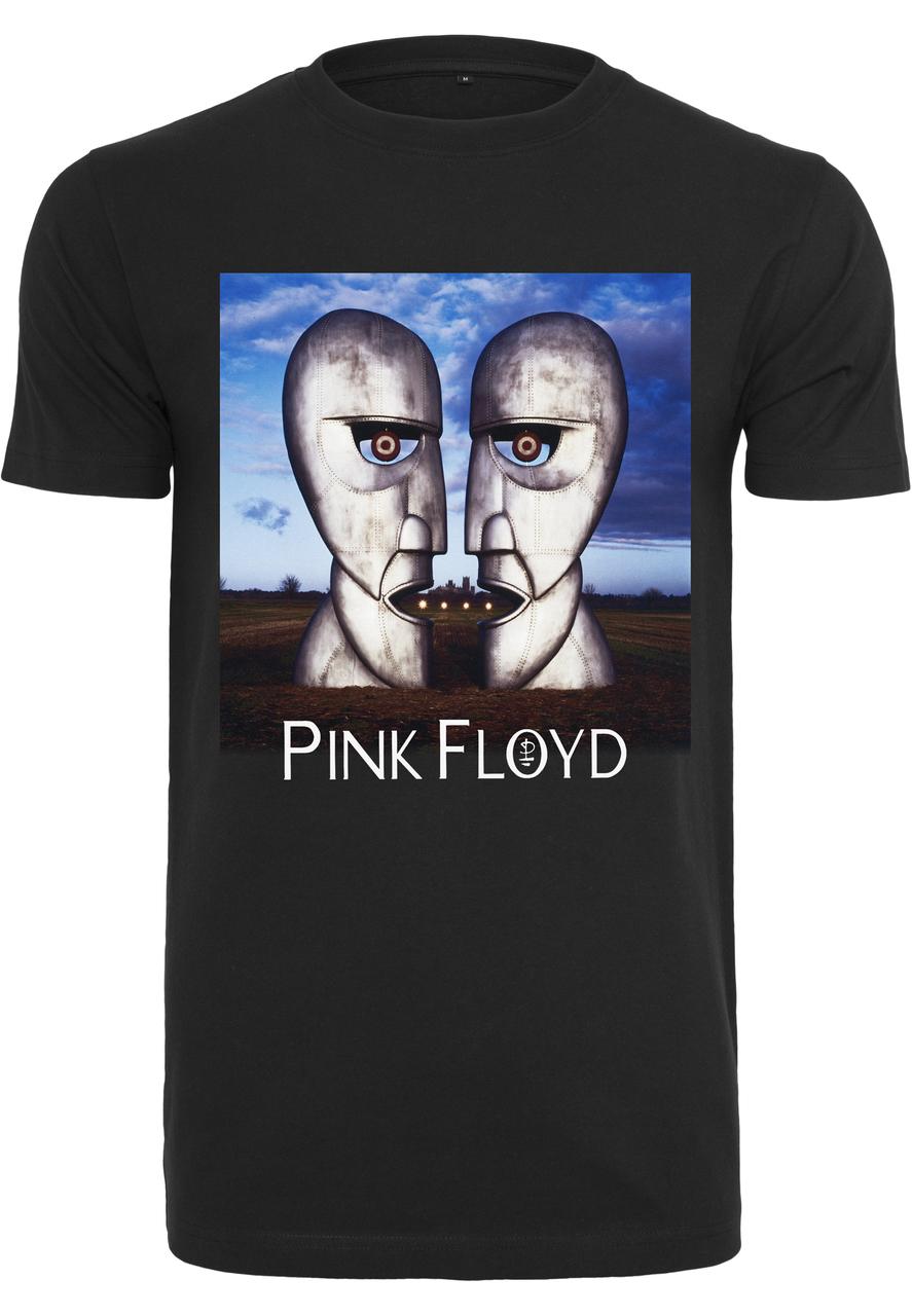 Pink Floyd - Tričko The Division Bell Logo - Muž, Čierna, S
