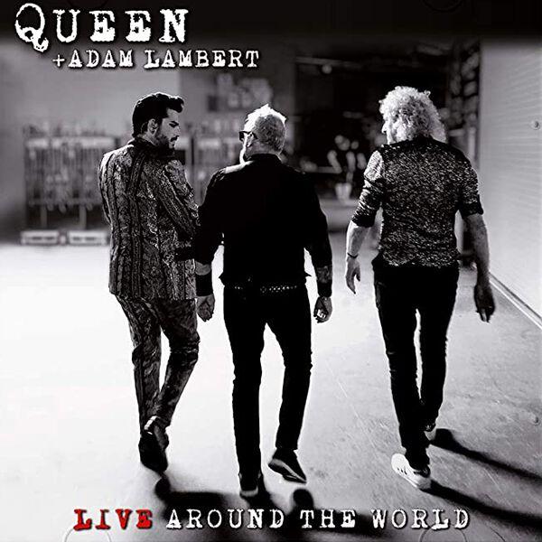 Queen - CD + Adam Lambert - Live around the world
