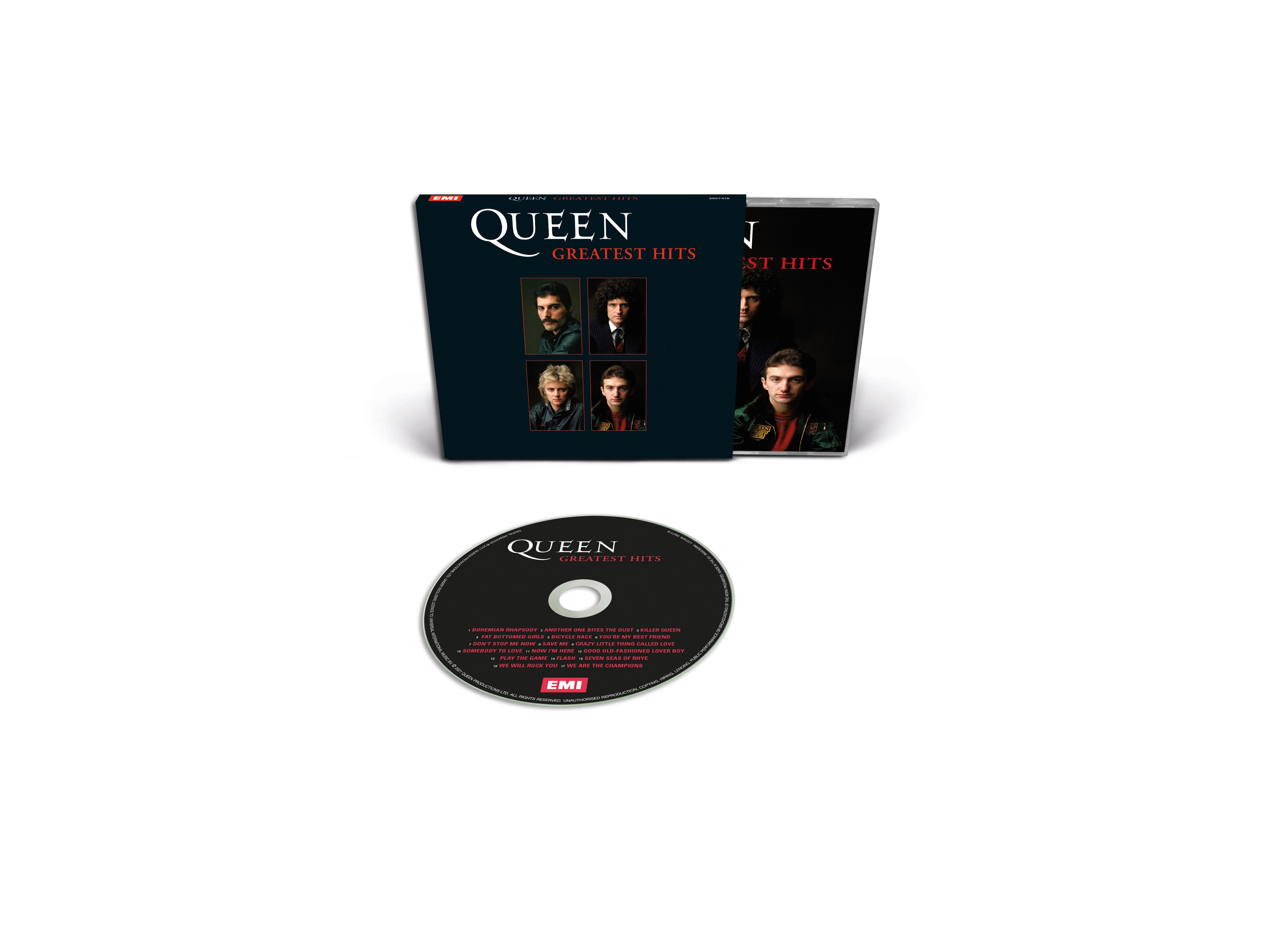 Queen - CD Greatest Hits (Limited Edition)