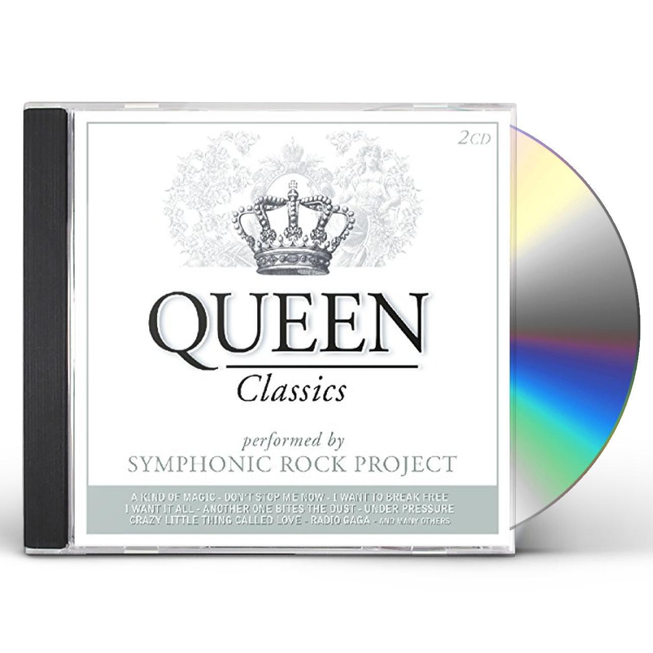 Queen - CD Symphonic Rock Project: Queen Classics