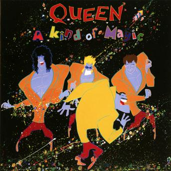 Queen - CD A Kind of Magic