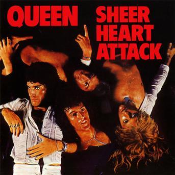 Queen - CD Sheer Heart Attack