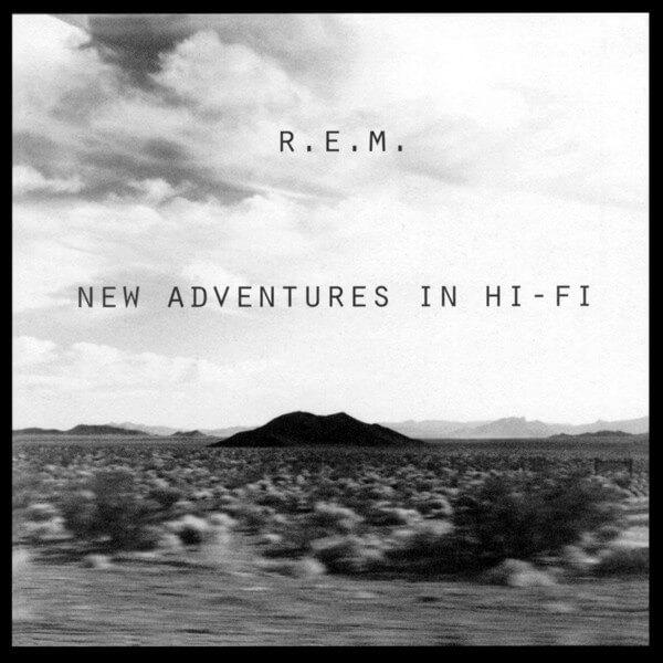 R.E.M. - CD New Adventures in Hi-Fi (25th Anniversary Edition)