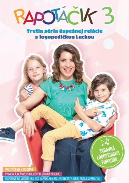 Rapotáčik - DVD Rapotáčik 3