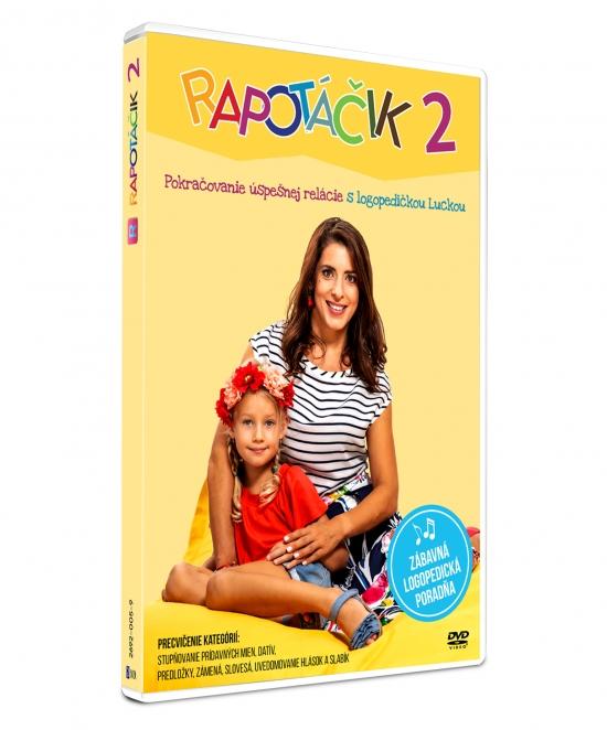 Rapotáčik - DVD Rapotáčik 2
