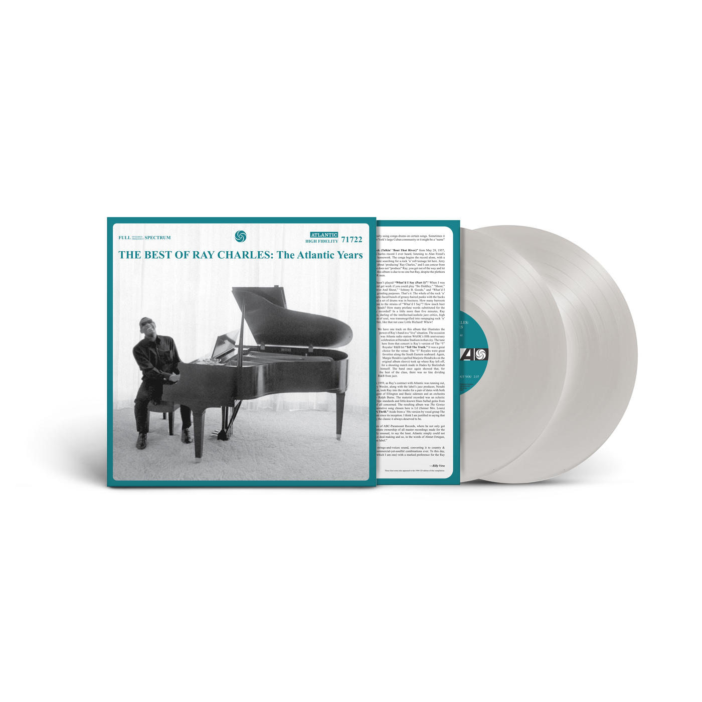 Ray Charles - Vinyl The Best of Ray Charles: The Atlantic Years