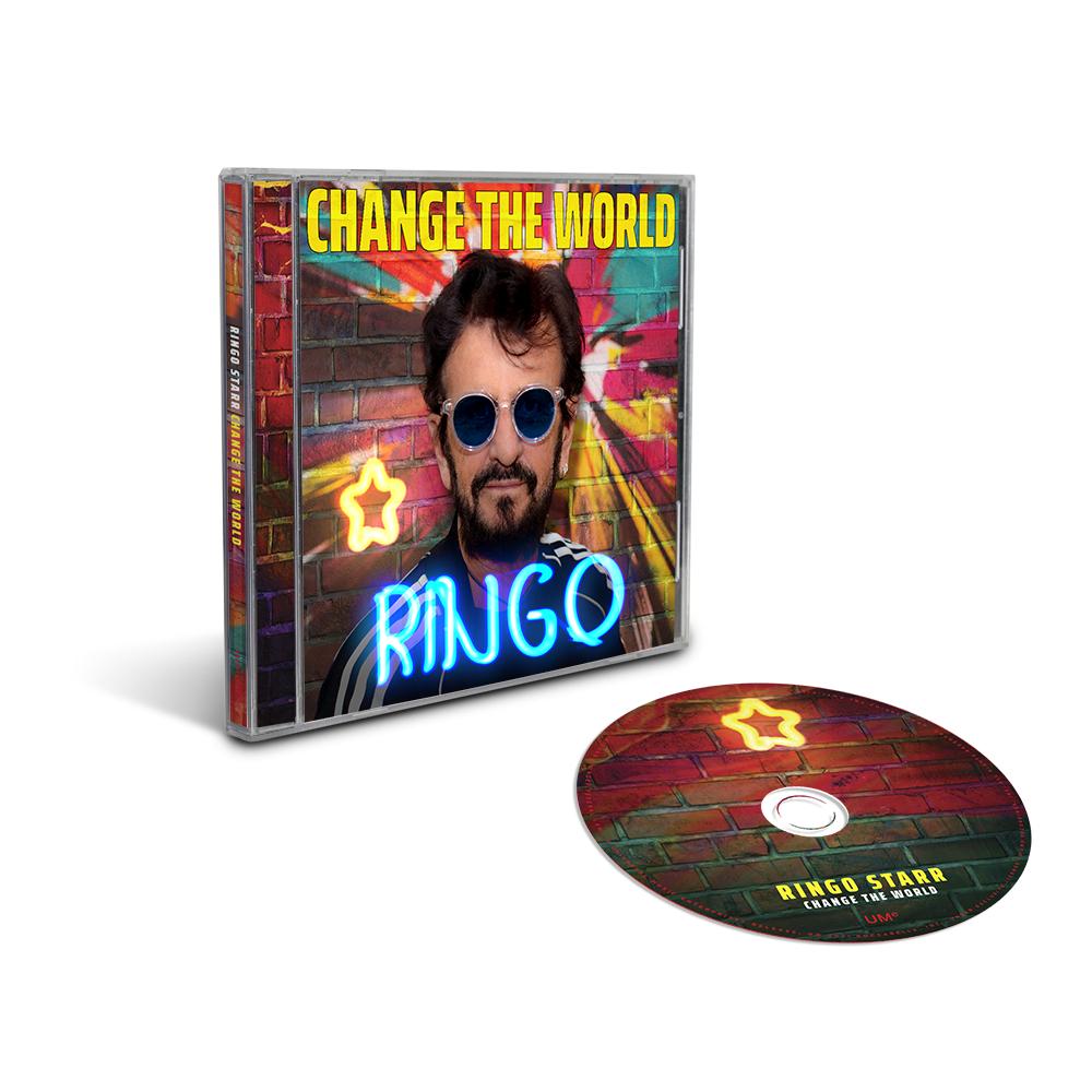 Ringo Starr - CD CHANGE THE WORLD