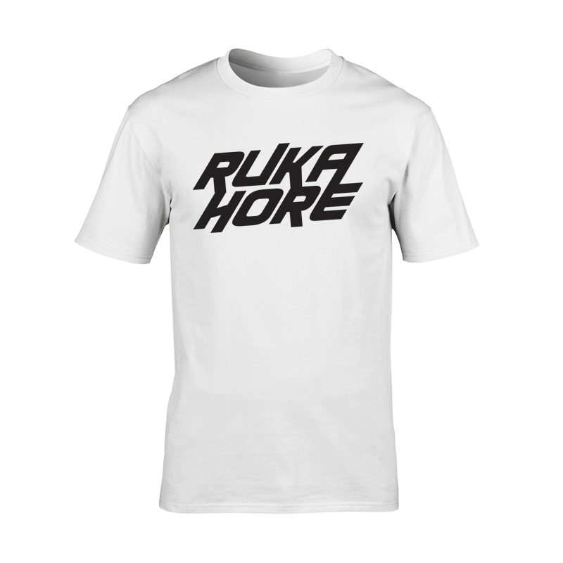 Ruka Hore - Tričko Handwrite - Biela, Muž, S