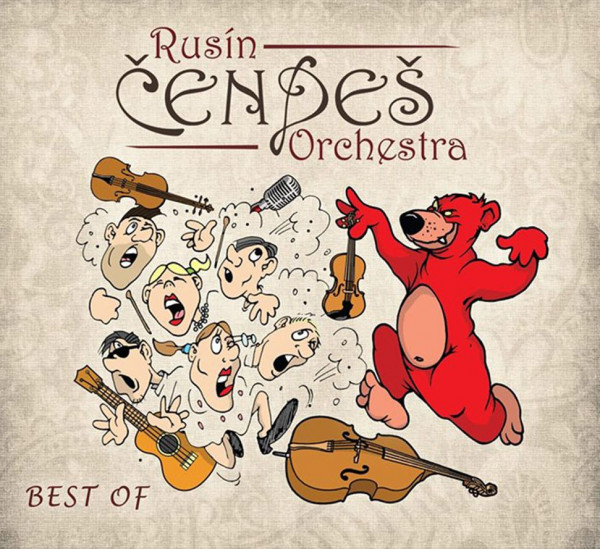 Rusín Čendeš Orchestra - CD Best Of