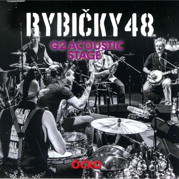Rybičky 48 - CD G2 Acoustic Stage (CD+DVD)