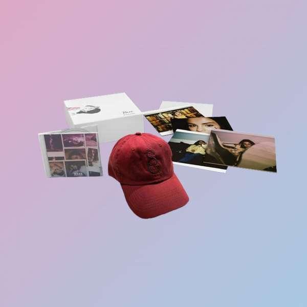 Selena Gomez - CD Rare (Limited Edition Box Set)