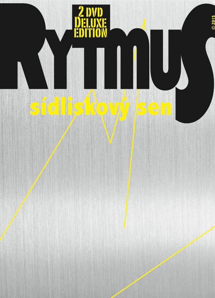 Rytmus - DVD Sídliskový Sen - Deluxe Edition (2DVD)