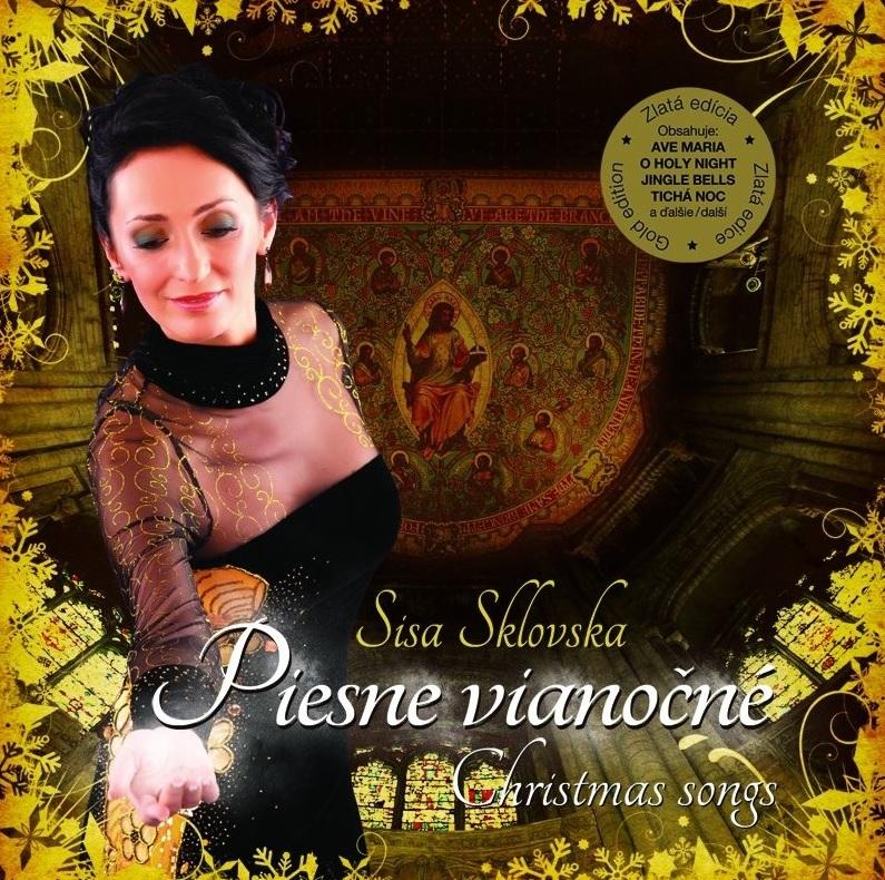 Sisa Sklovská - CD Piesne vianočné / Christmas song