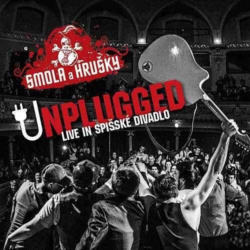 Smola a Hrušky - CD Unplugged: Live in Spišské divadlo (CD+DVD)