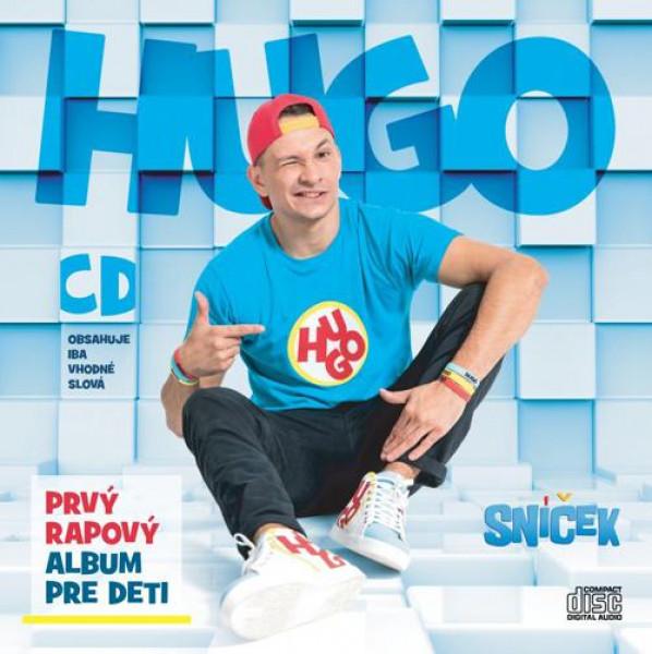 Sníček Hugo - CD Prvý rapový album pre deti