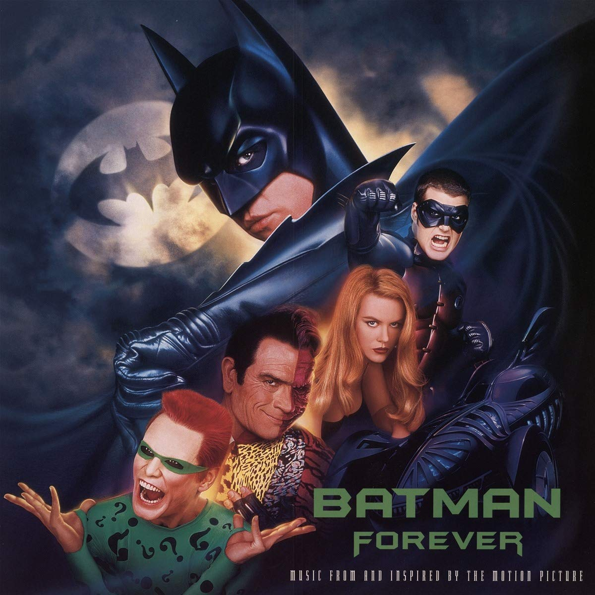 Soundtrack - Vinyl Batman Forever: Music From The Motion Picture