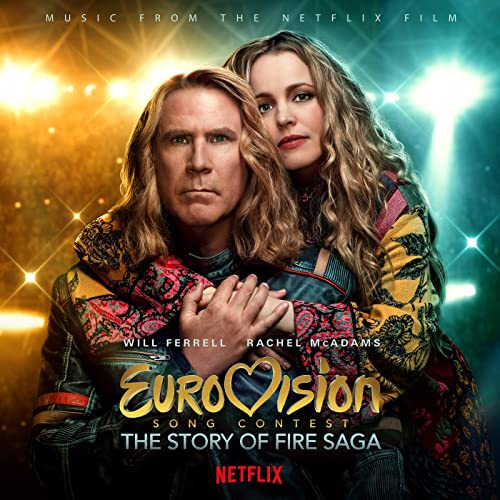 OST - CD Eurovision Song Contest: The Story of Fire Saga (Music from the Netflix Film)