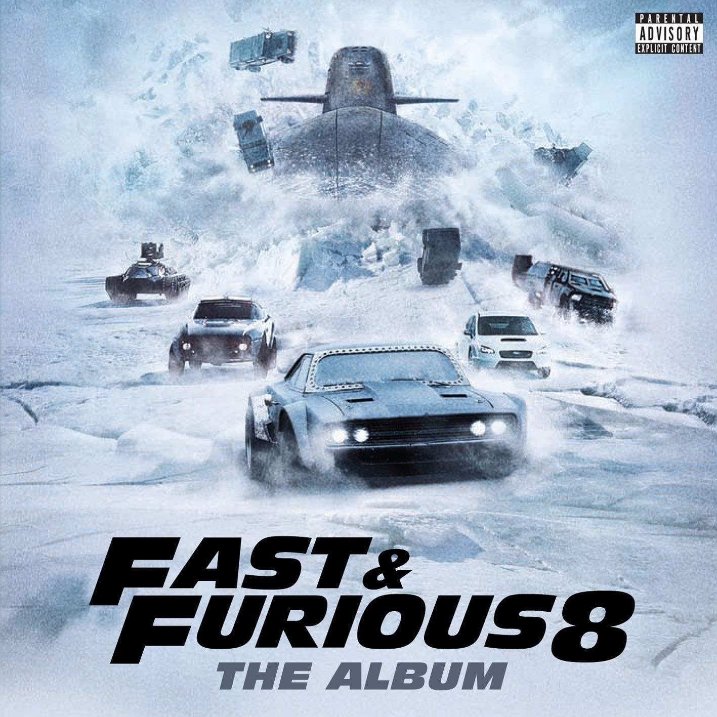Soundtrack - CD Fast & Furious 8: The Album