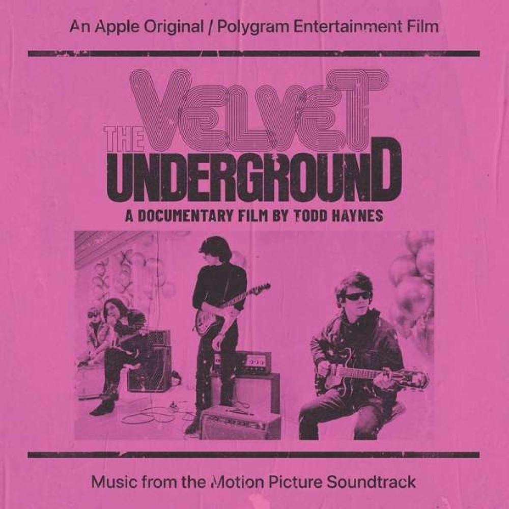 Soundtrack - CD Velvet Underground: Documentary Film By Todd Hayne