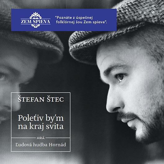 Štefan Štec - CD Polet'iv by'm na kraj