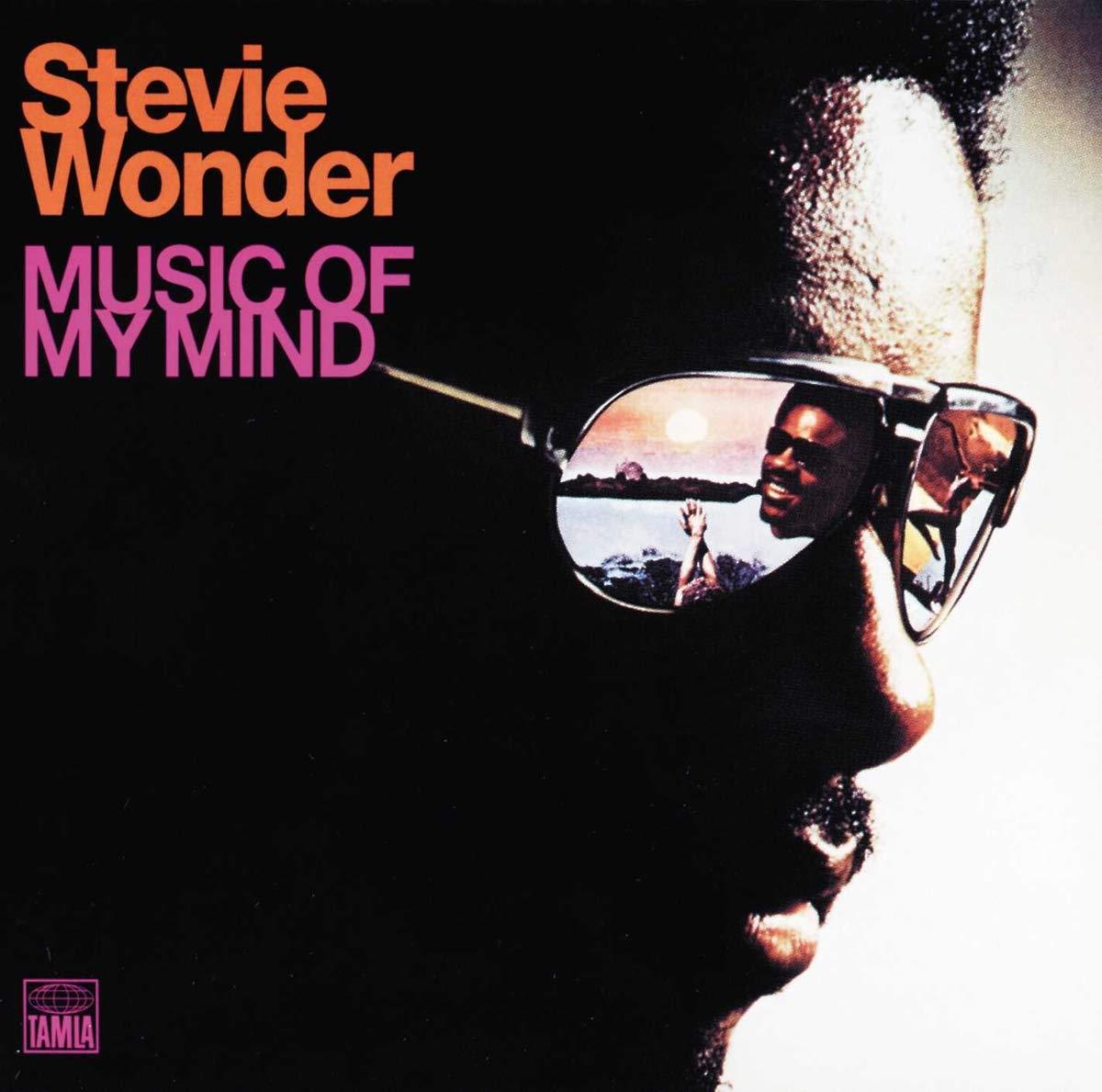 Stevie Wonder - CD Music of My Mind