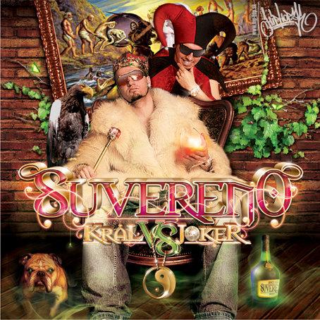 Suvereno - CD Král vs. Joker