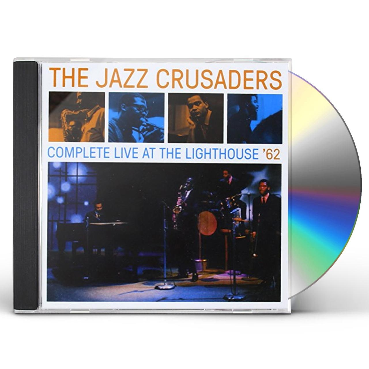 The Jazz Crusaders - CD Complete Live At The Lighthouse '62 (Reissue, Remastered, 24 Bit)