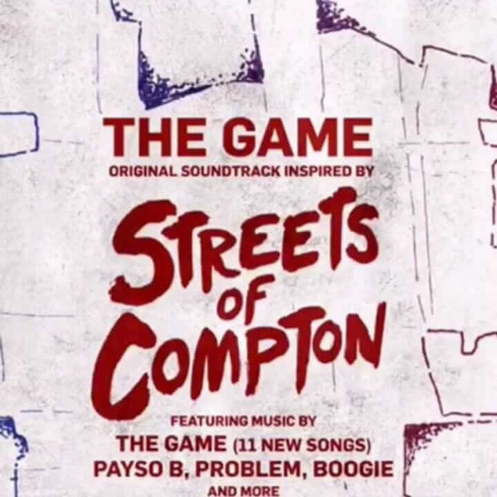 The Game - CD Streets of Compton