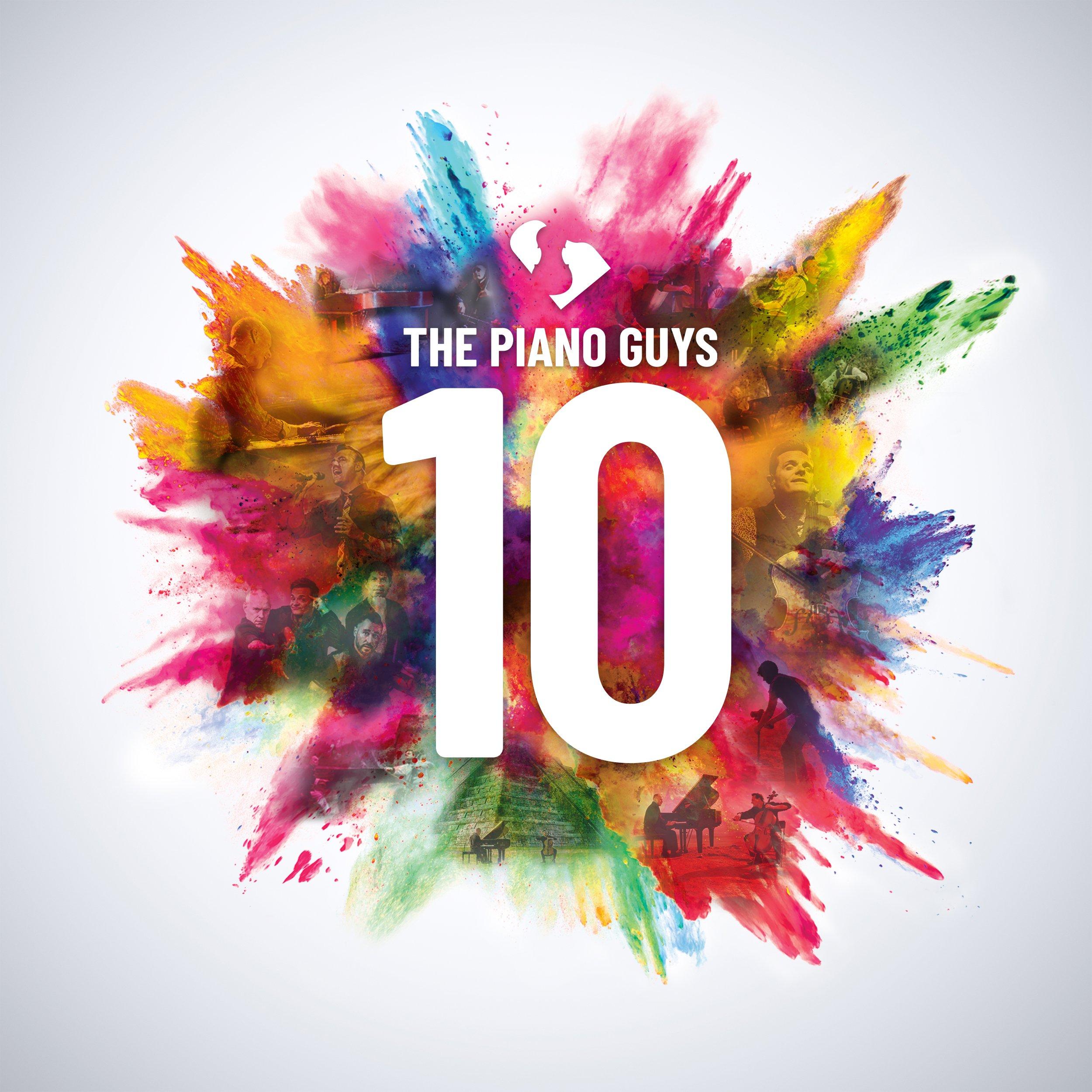 The Piano Guys - CD 10