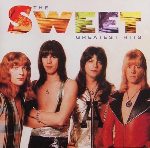 The Sweet - CD The Greatest Hits