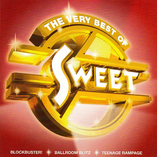 The Sweet - CD The Very Best Of Sweet
