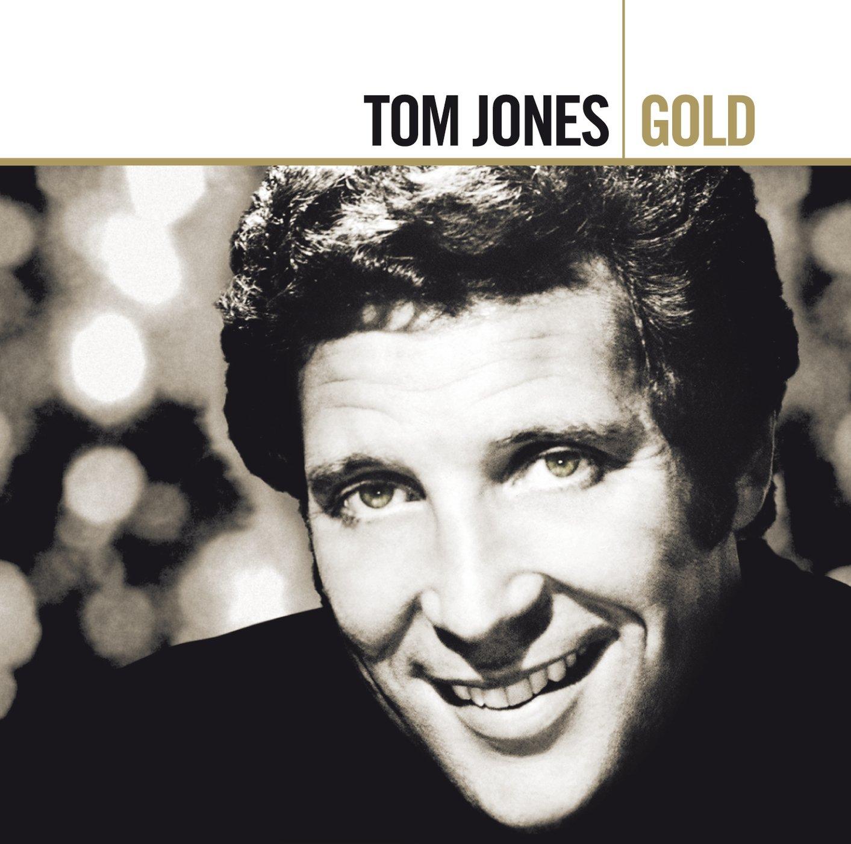 Tom Jones - CD Gold