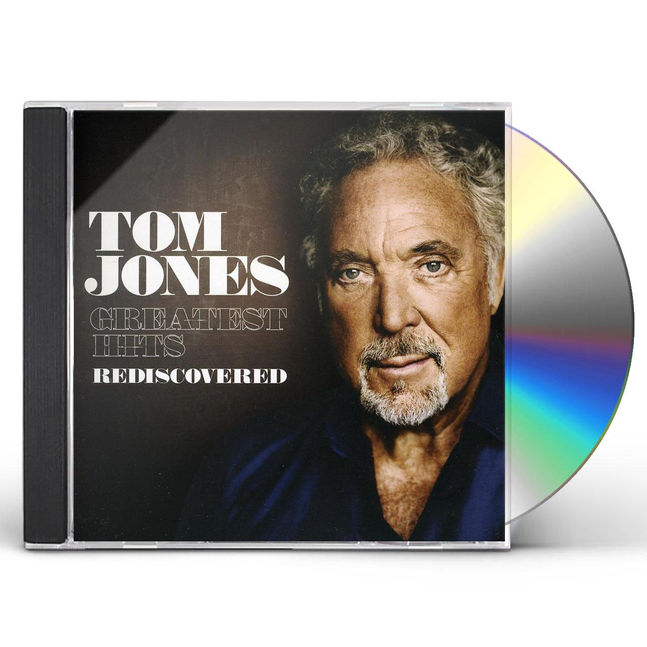 Tom Jones - CD Greatest Hits: Rediscovered