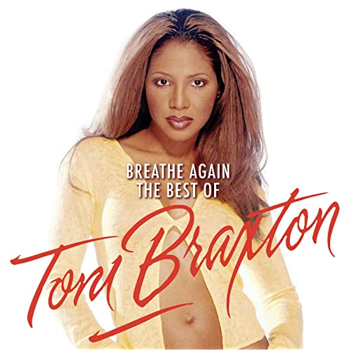 Toni Braxton - CD Breathe Again: The Best Of Toni Braxton