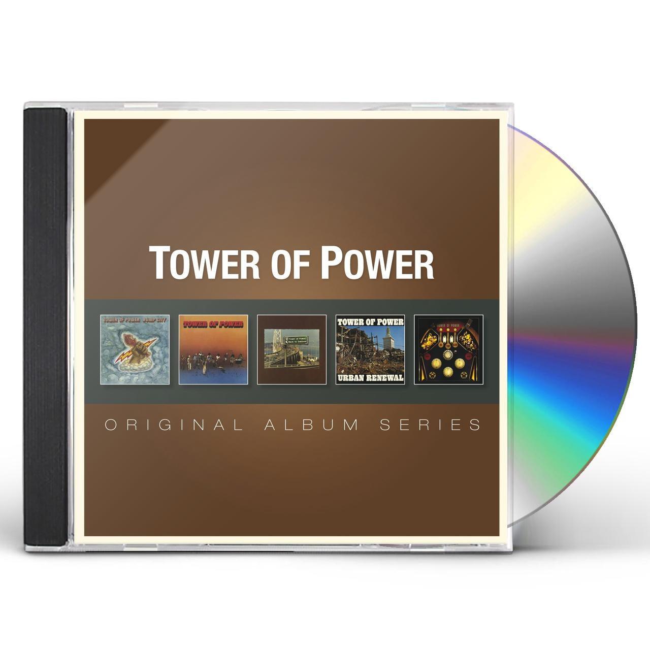 Tower Of Power - CD Original Album Series