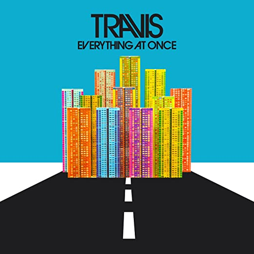 Travis - CD EVERYTHING AT ONCE