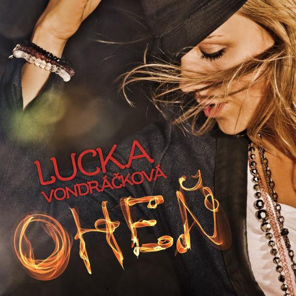 Lucka Vondráčková - CD Oheň