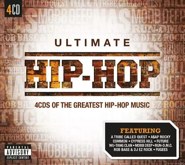 Výberovka - CD Ultimate... Hip-Hop (The Greatest Ever Hip-Hop Music)