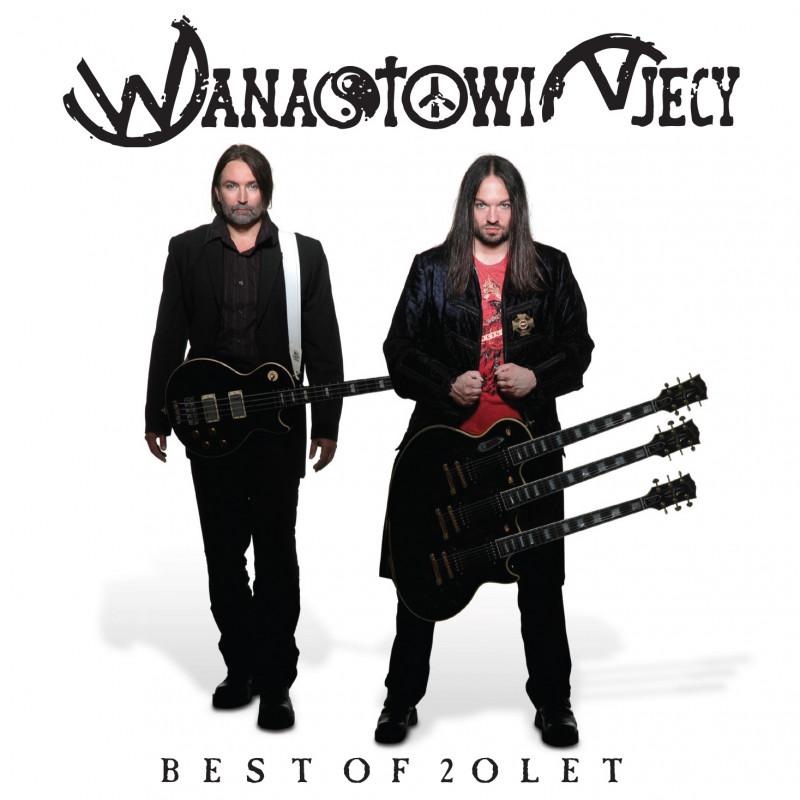 Wanastowi vjecy - CD Best of 20 let