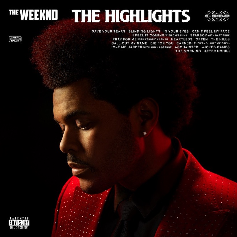 The Weeknd - CD The Highlights