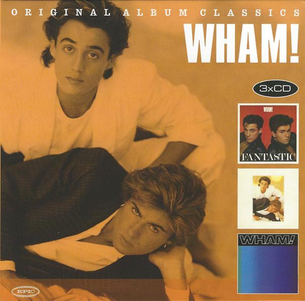Wham! - CD Original Album Classics