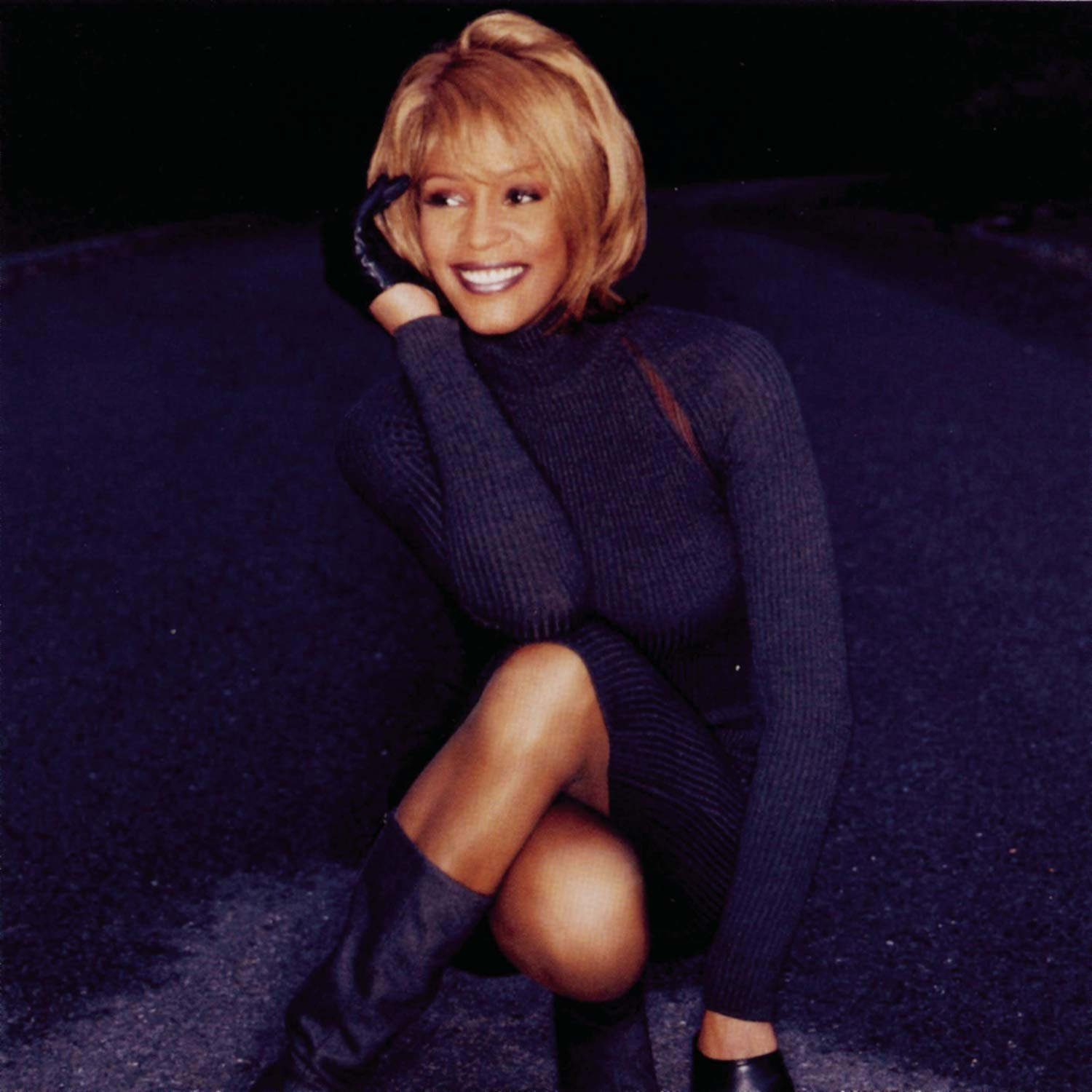Whitney Houston - CD My Love Is Your Love