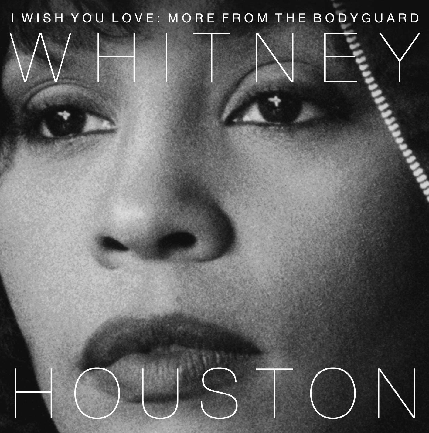 Whitney Houston - CD I Wish You Love: More From The Bodyguard