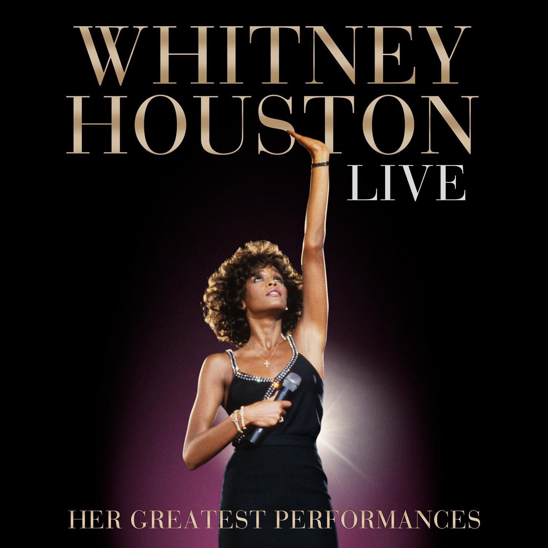 Whitney Houston - CD Whitney Houston Live: Her Greatest Performances