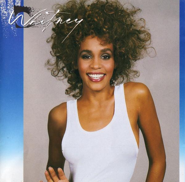 Whitney Houston - CD Whitney
